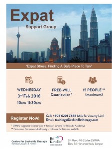 Rekindle Expat Support Group